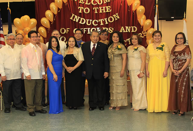 Induction of Directors and Officers